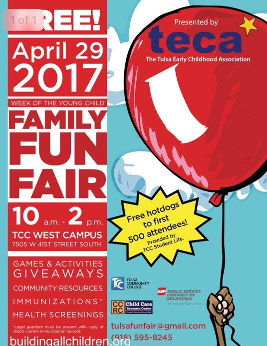 Fun Fair TCC 2017